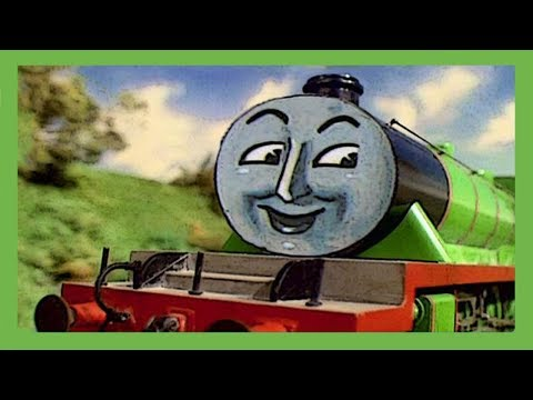 HENRY The GREEN ENGINE (RWS Vs T&F) (Spot The Differences)