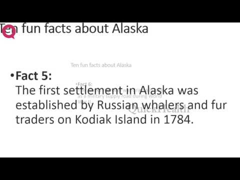 Ten facts about Alaska | MY HEALTH | HEALTH TIPS