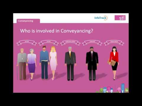 Webinar - STL: Demystifying The Conveyancing Process