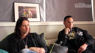 Alter Bridge Fortress Track By Track Interview With Total Guitar