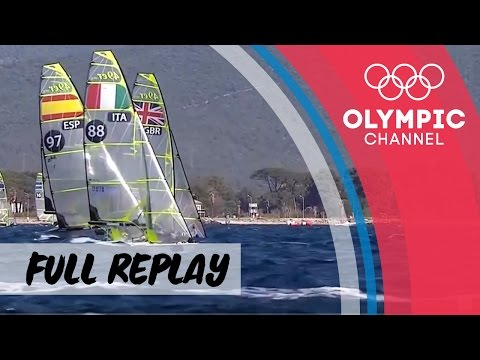 RELIVE  Sailing World Cup Series 2017 Hyères FRA   Classes:  49er, 49er FX, RS:X
