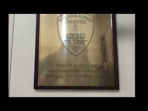 Class 132 COS Police Academy
