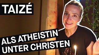 Selbstfindungs-Trip in Taizé: Als Atheistin unter Christen || PULS Reportage