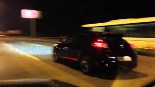 Subaru Wrx Sti Vs Renault Megan Rs