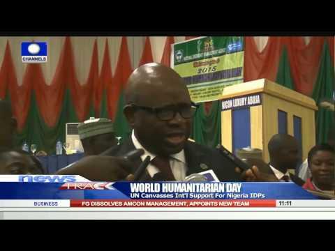 UN Canvasses Int'l Support For Nigeria IDPS