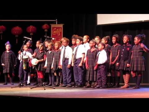 Lunar New Year Celebration 2015 - Richard Schell Elementary School