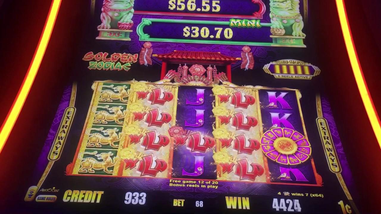 slot machine zodiac