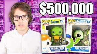 Baixar Taking a Look at Maxmoefoe's $500,000 Funko Pop Collection!