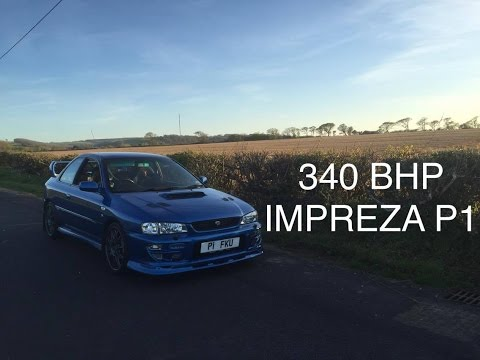 Owning A Subaru Impreza P1, Modifed Car Review