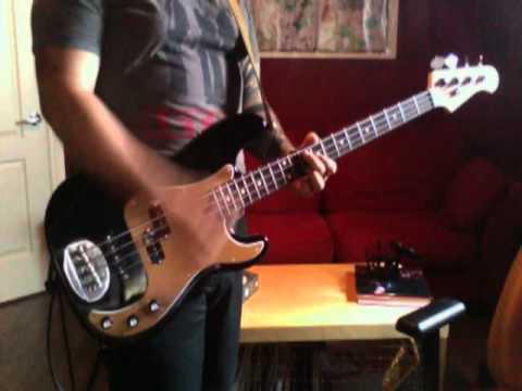 Lakland Skyline Bob Glaub 2008 - Black PJ