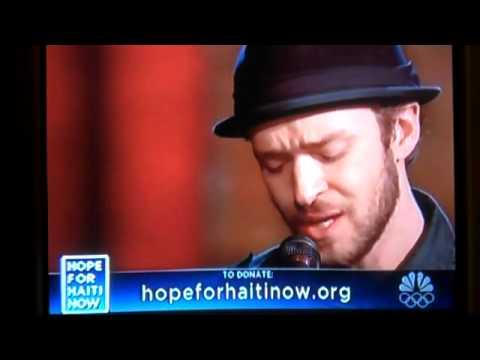 Justin Timberlake &amp... Justin Timberlake Hallelujah
