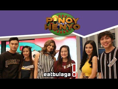 Pinoy Henyo | January 12, 2018