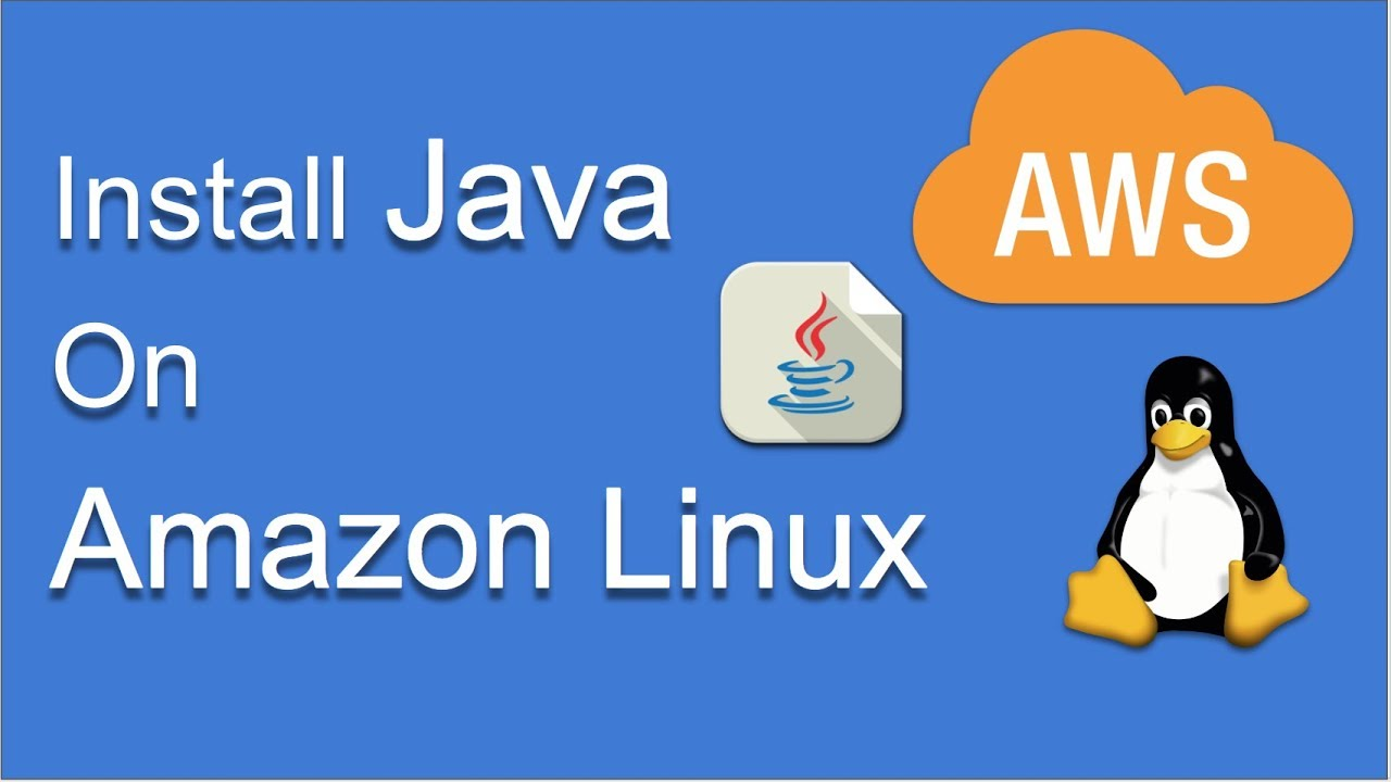How To Install / Update Java On Amazon AWS Linux