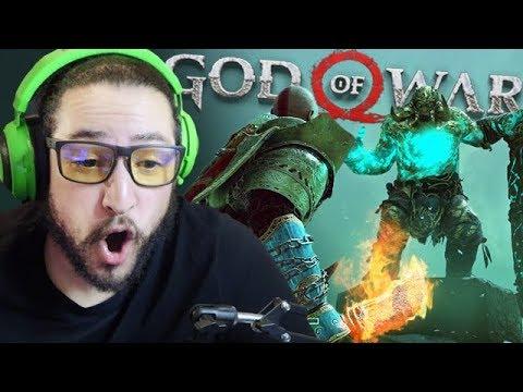 BEYOND RESTRICTED HELHEIM  - GOD OF WAR Gameplay Part 15