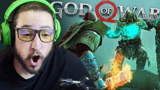 BEYOND RESTRICTED HELHEIM  - GOD OF WAR Gameplay Part 15