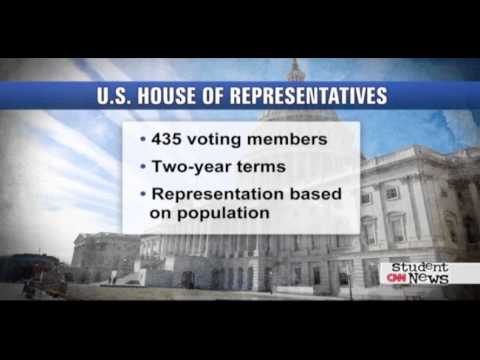 U.S. 113th congress (the house and Senate) [CNN STUDENT NEWS, transcript, 윤현우]