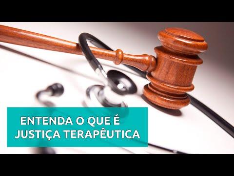 Entenda o que é Justiça Terapêutica | Sua Saúde na Rede