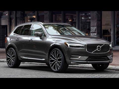 2020 Volvo XC60 Luxury SUV Introduce