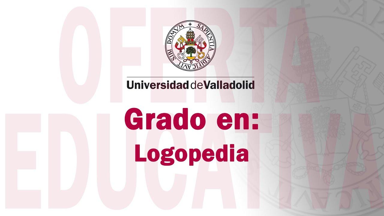 Grado En Logopedia