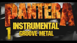 Groove Metal Instrumental (Pantera style) - song 1 (NEED VOCALS)