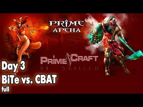 видео: prime world arena - day 3 - bite vs. cbat