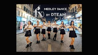 [KPOP IN PUBLIC] f(x) (에프엑스) - Medley (메들리) Dance Cover by D…