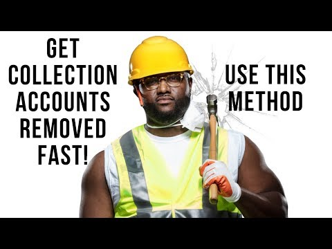 How To Get Collections Removed From Your Credit Report Using Statute Of Limitations