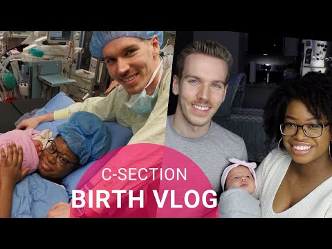 MY BIRTH STORY | Scheduled C-Section, First Pregnancy