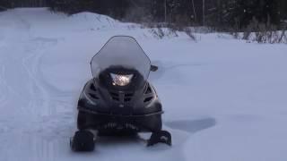 Снегоход тайга варяг 500 После обкатки Прохват в выходные
