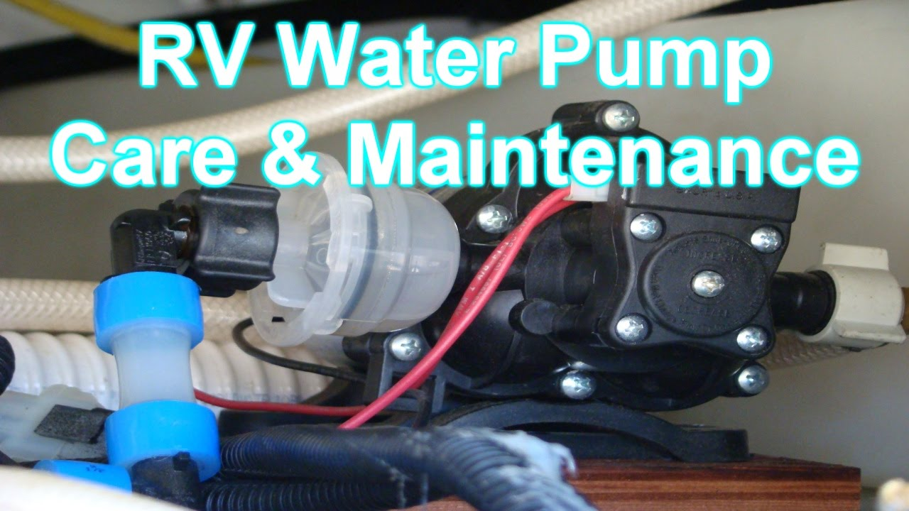 7 Best RV Water Pumps (August 2019) | Reviews and Top Picks