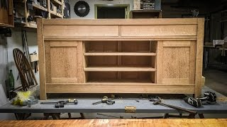 Oak Furniture Project - Part 1