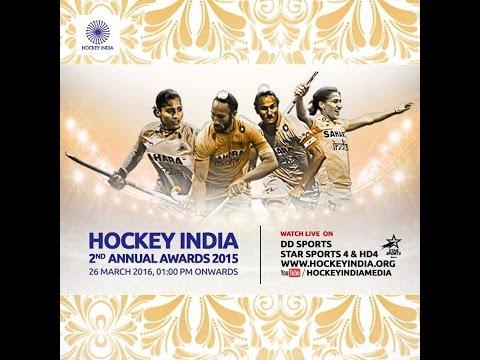 India Hockey Awards 2016