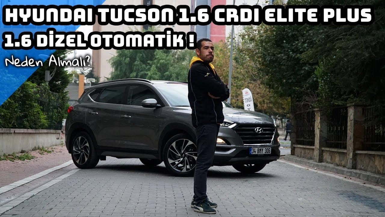 Hyundai Tucson 16 Crdi Htrac Elite Plus 16 Dizel Otomatik