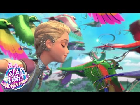 Barbie™ Star Light Official Trailer | Star Light Adventure | Barbie