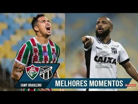 Fluminense 0 x 0 Ceará - Gols e Melhores Momentos (Completo) - Campeonato Brasileiro 19/11/2018