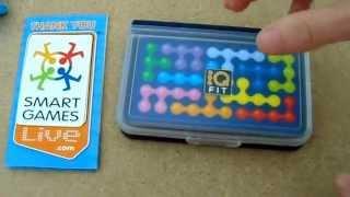 SMARTGAMES IQ-FIT: Juegos De Puzzle De Un Solo Jugador - 2/3