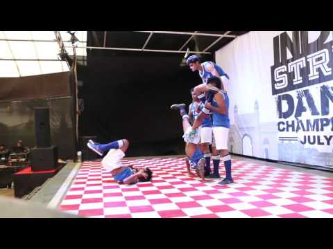 Justice Crew Dance N'BeatZ Perfomance Indian Street Dance Ch