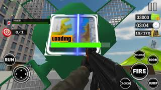 Secret Commando Agent Front-line Mission Duty Dog( part-2) / Android Game / Game Rock