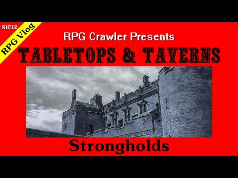 Tabletops & Taverns - RPG Strongholds