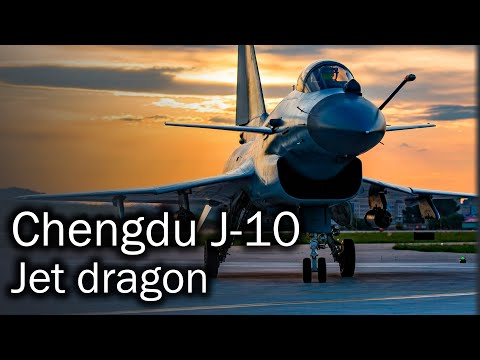 Chengdu J-10 - Chinese multirole fighter aircraft