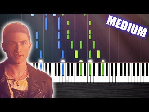 Darude  Sandstorm  Piano Tutorial  PlutaX  Synthesia