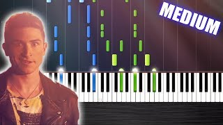Darude - Sandstorm - Piano Cover/Tutorial by PlutaX - Synthesia