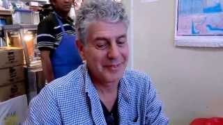 Anthony Bourdain Parts Unknown (CNN) featured Swadesh in Little Bangladesh Los Angeles 2013
