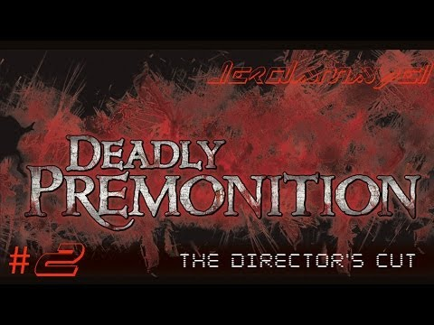FK in the let's play -Deadly Premonition directors cut -2