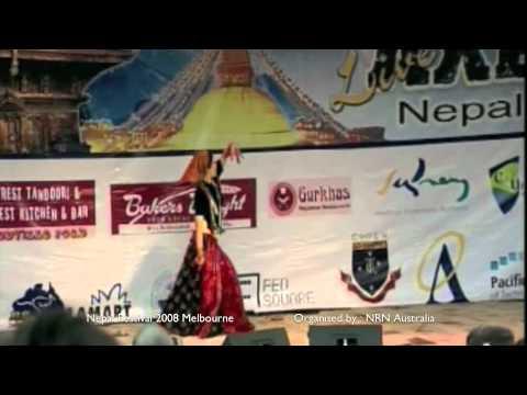 Nepal Festival 2008 Melbourne : Tuna ra Damphu Bajaudai
