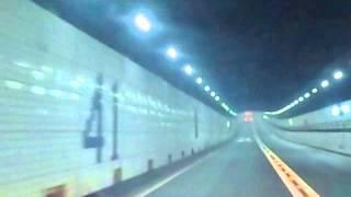 関門トンネル.
