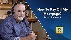 How To Pay Off My Mortgage?