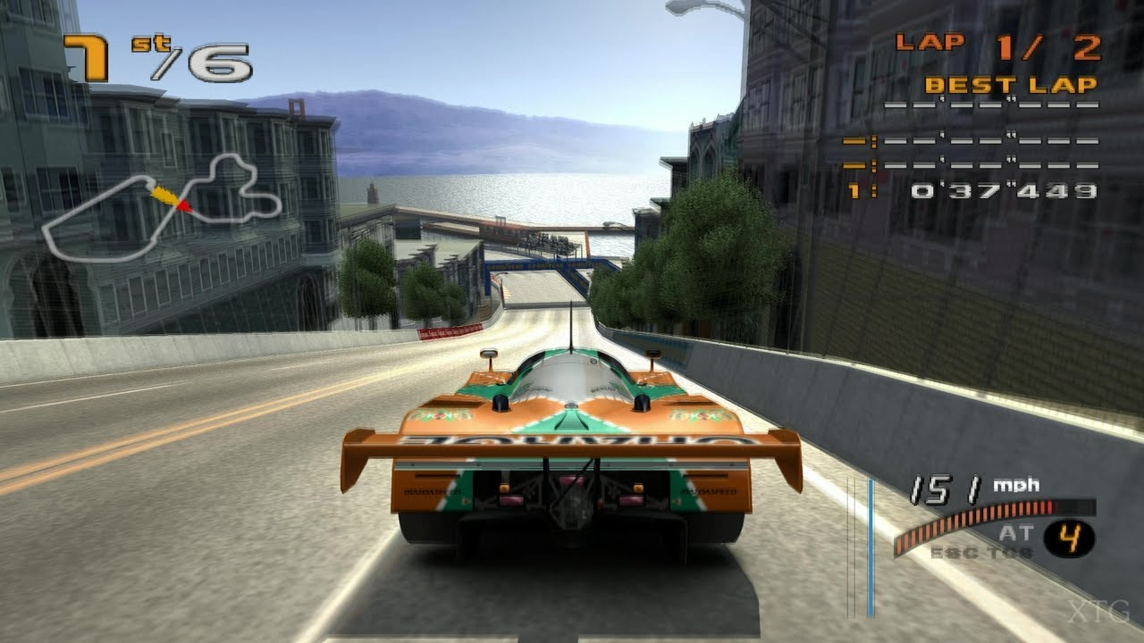 Enthusia Professional Racing PS2 Gameplay HD (PCSX2) - YouTube