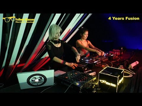 Last Call - Yellow Glasses Electronic Sessions - 4 Years Fusion