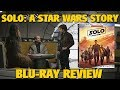 Solo: A Star Wars Story Blu-ray Review | Lucasfilm